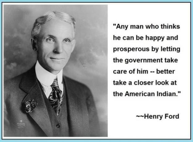 US Goverment and American Indian